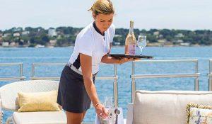 Hostess.Big.sailingbar.gr.charter.yacht.greece
